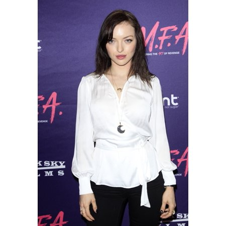 Francesca Eastwood At Arrivals For MFA Premiere The London West Hollywood Theatre West Hollywood Ca October 2 2017 Photo By Priscilla GrantEverett Collection - Halloween West Hollywood 2017