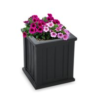 Product Image Cape Cod Patio Planter 16x16 Black