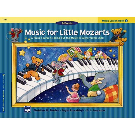 Music for Little Mozarts Music Lesson Book, Bk 3: A Piano Course to Bring Out the Music in Every Young Child (Paperback) - Halloween Music For Young Kids