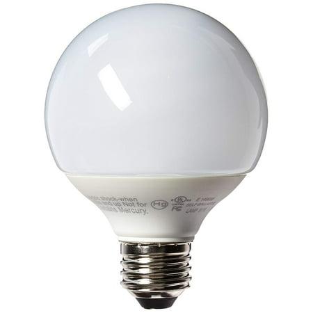 2G2514 14-watt G25 Globe CFL, 2700-Kelvin, Up to 10, 000 hours By TCP