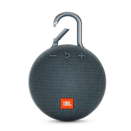 JBL (JBLCLIP3BLU) CLIP3 Portable Bluetooth Speaker with Carabiner