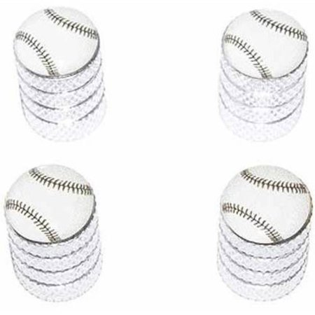 Baseball Softball Tire Rim Wheel Aluminum Valve Stem Caps, Multiple Colors](Gold Fangs Caps)