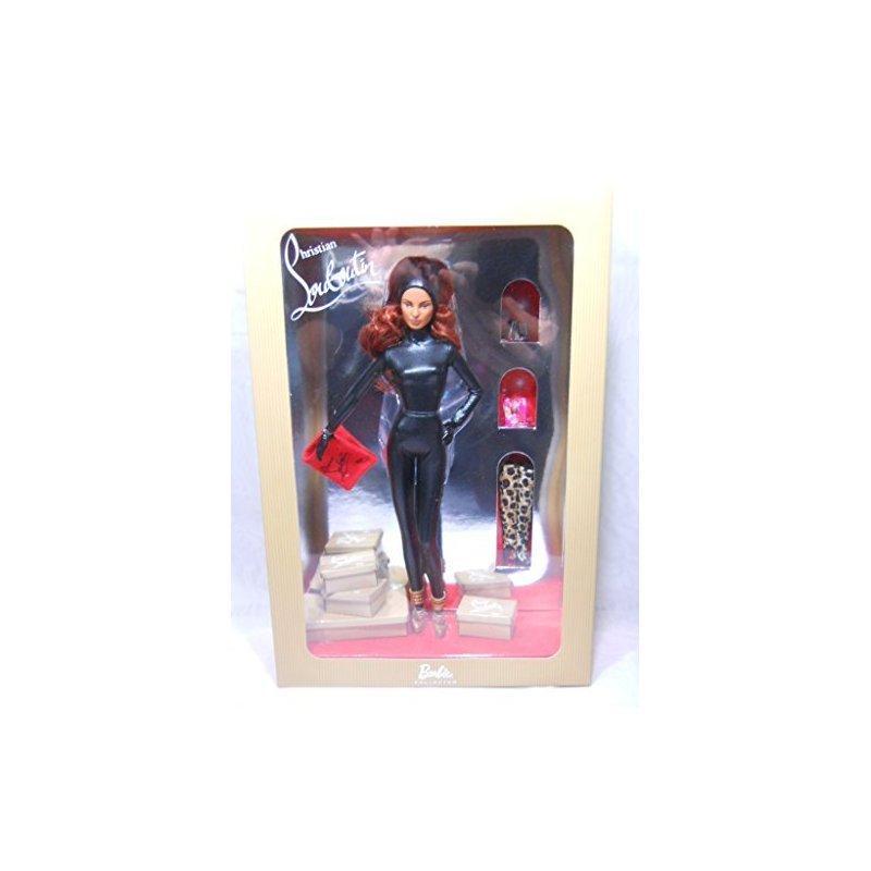 Mattel Christian Louboutin Cat Burglar Barbie Collector Doll