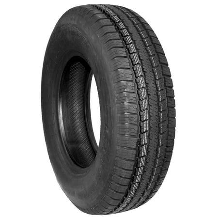Provider ST225/75R15, Load Range D, Trailer Tire