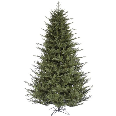 Vickerman Unlit 5.5 Itasca Frasier Artificial Christmas Tree