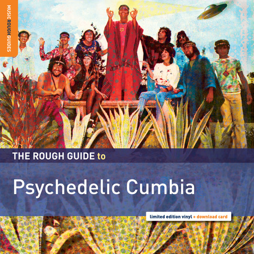 Rough Guide Rough Guide to Psychedelic Cumbia [CD] by