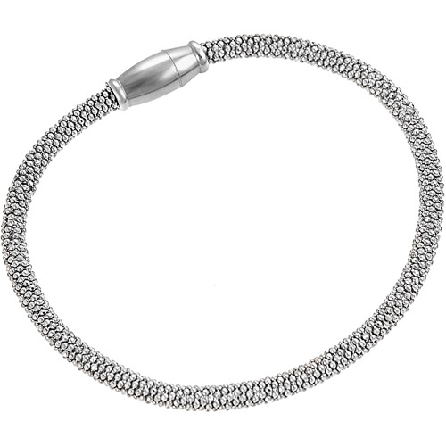 Brinley Co. Sterling Silver Bracelet, 8""