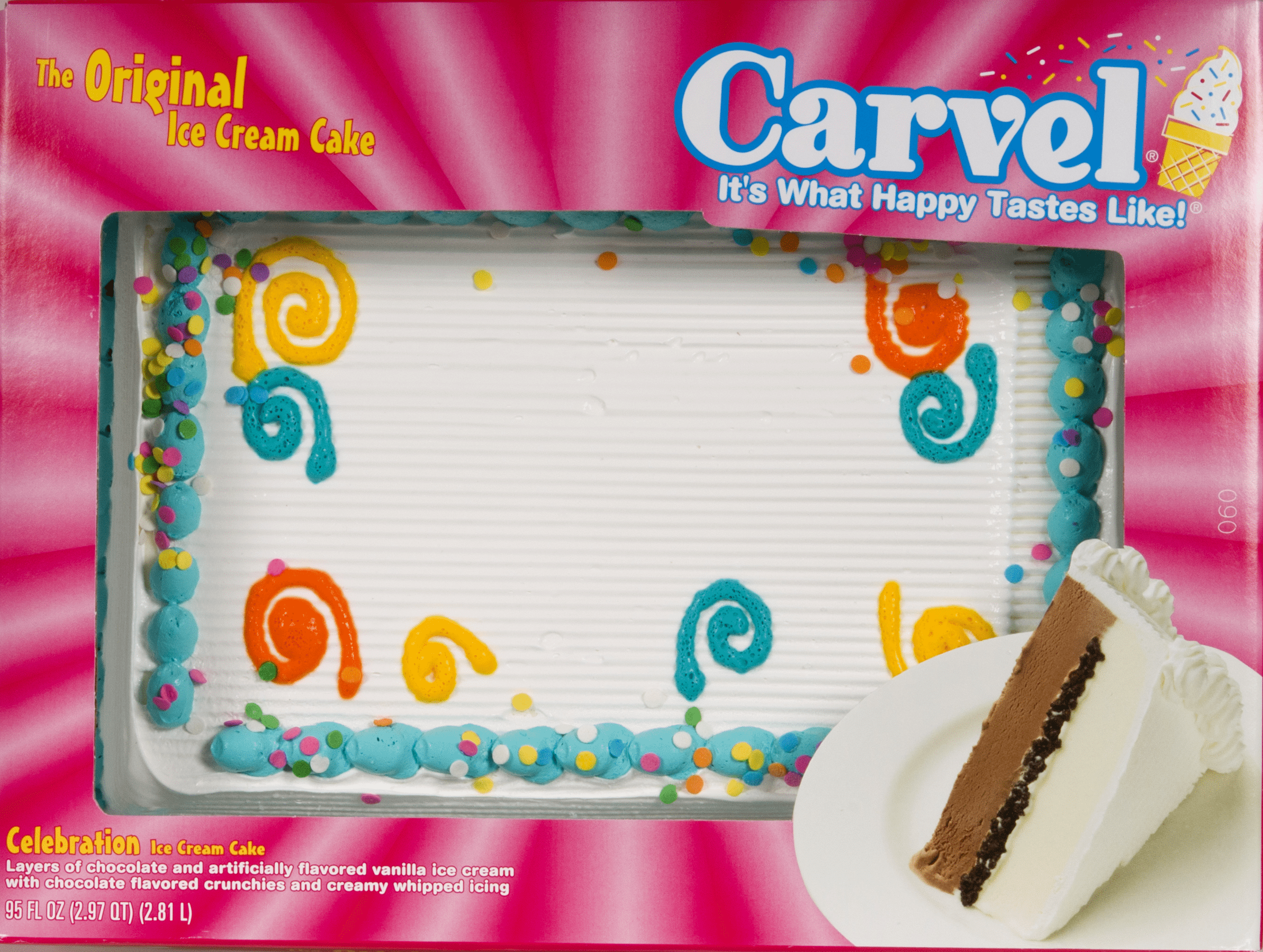 Kroger Ice Cream Cake
