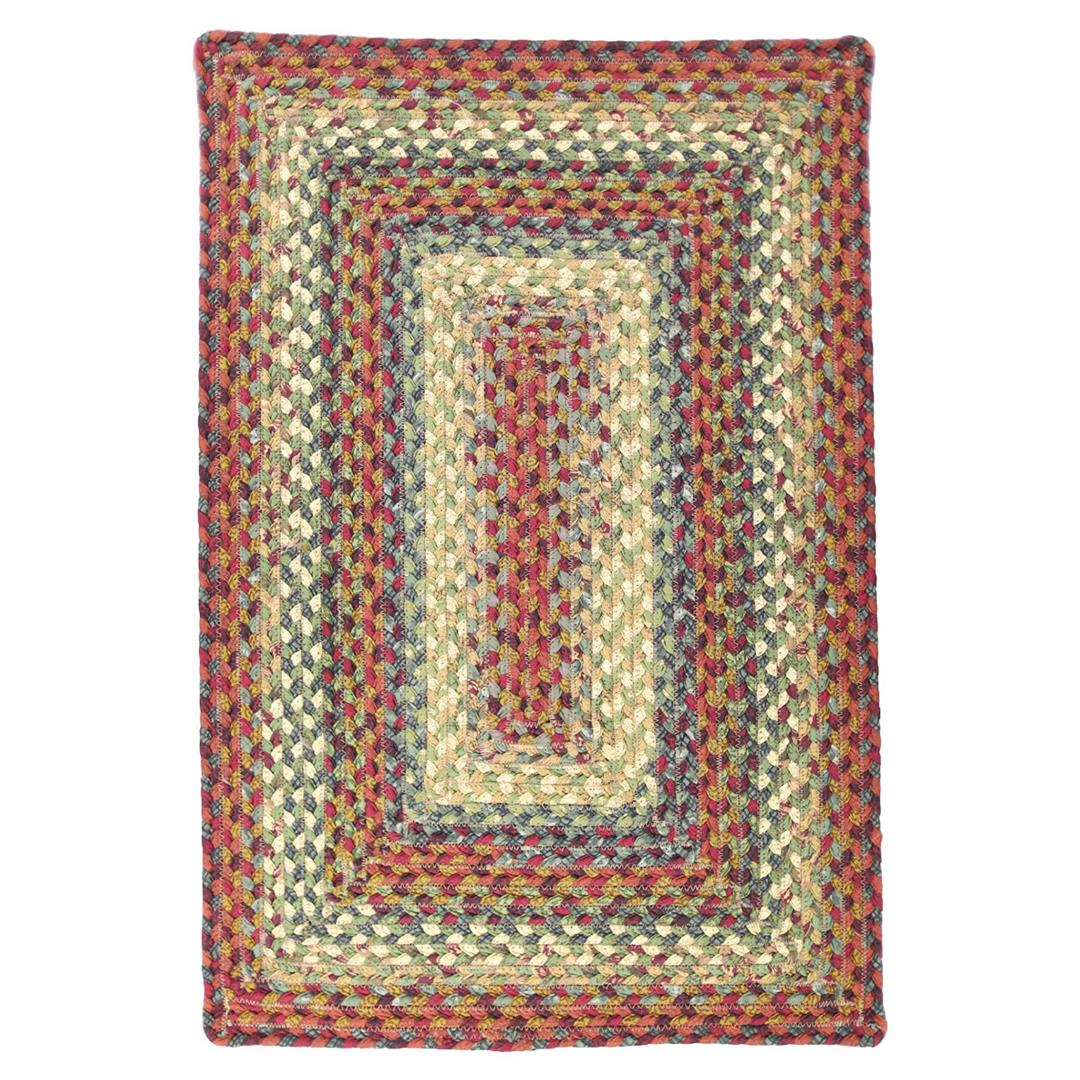 Homespice Neverland Braided Rectangle Rug - (1 foot 8 inch x 2 foot 6 inch)