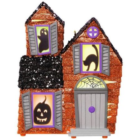 Hallmark 2017 Keepsake Mysterious Manor Halloween Ornament