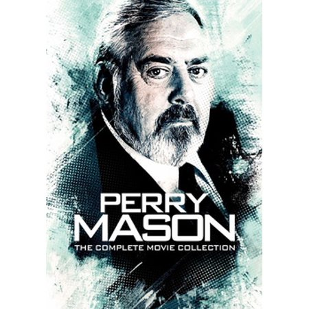 Perry Mason: The Complete Movie Collection - Halloween Movie Complete