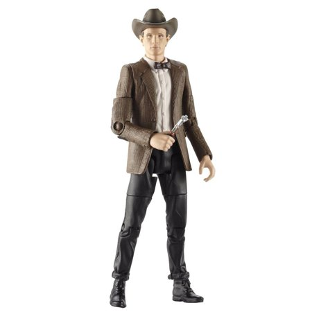 Doctor Who 11th Doctor in Cowboy Hat 5.5