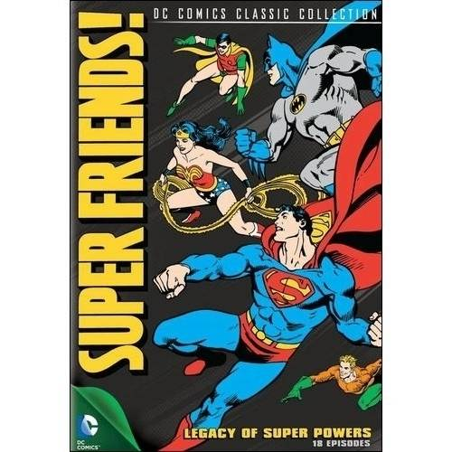 Super Friends!: The Complete Season Six - : Legacy Of Super Powers