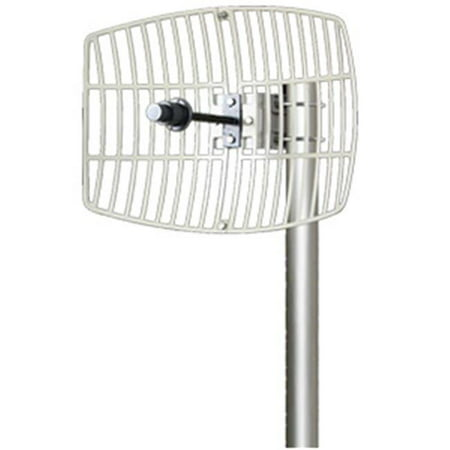 Hana Wireless HW-DCGD58-27NF 5. 8GHz 27dBi Grid Dish Antenna