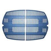 matte cast iron cooking grid; Weber; 17.8125 x 24.875