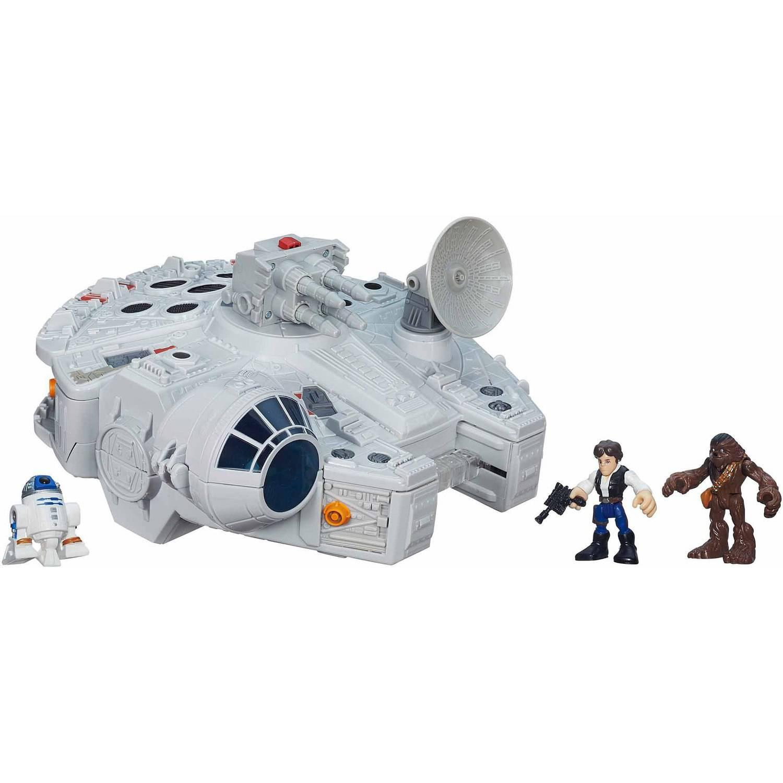 Galactic Heroes Star Wars Millennium Falcon Playset