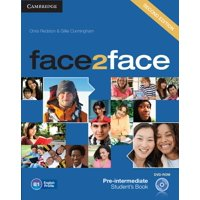 Face2face Pre-Intermediate Student's Book with DVD-ROM (Other)