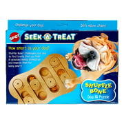 Seek-a-Treat Shuffle Bone Dog Toy