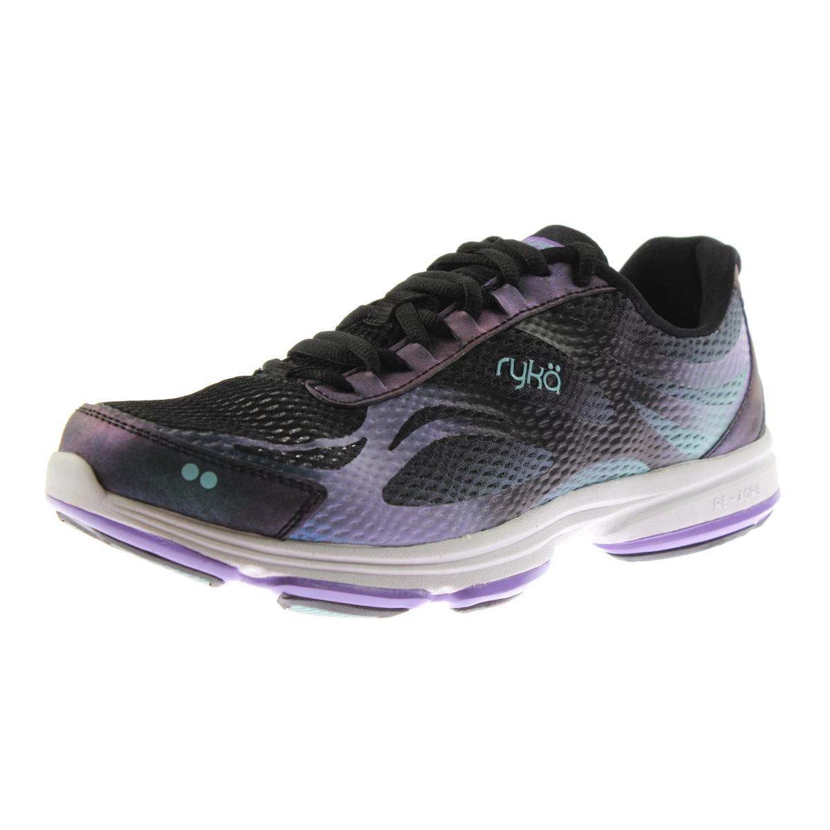 Ryka Womens Devotion Plus 2 Cushioned Athletic Walking Shoes