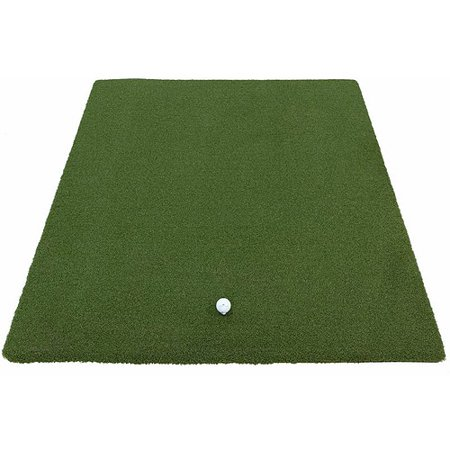 ProViri Commercial Ultimate Tee Golf Mat with Tough 5/8 Rubber Back