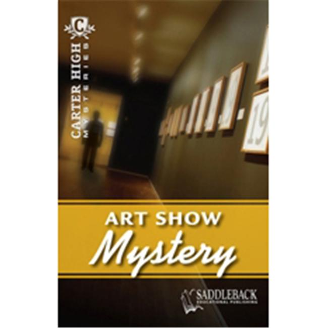 Saddleback Education 9781616517052 Carter High - Mysteries Sample Set