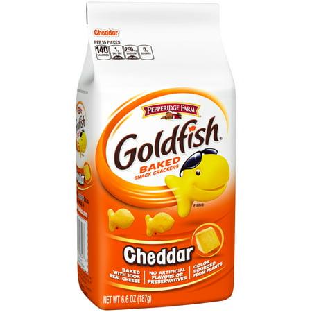 Pepperidge Farm® Goldfish® Cheddar Baked Snack C