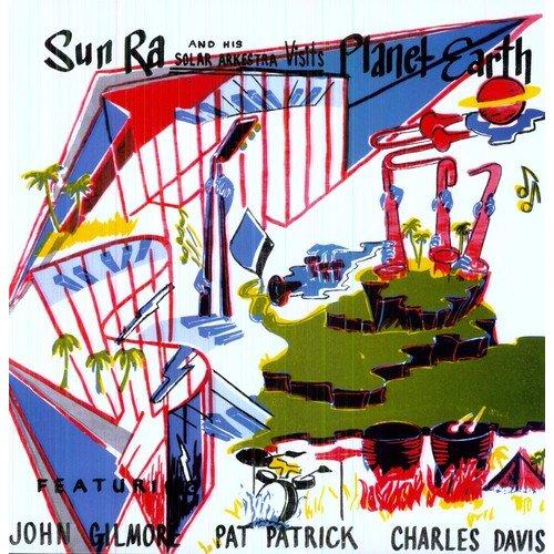Visits Planet Earth (Vinyl)