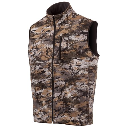 Men's Mid Weight Soft Shell Hunting Vest thumbnail