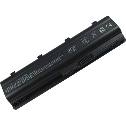 Laptop Battery Pros Replacement Battery for HP Compaq Laptops, Black