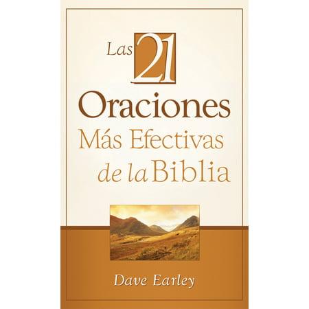 Las 21 Oraciones Más Efectivas de la Biblia : 21 Most Effective Prayers of the Bible](Las Bromas De Halloween)