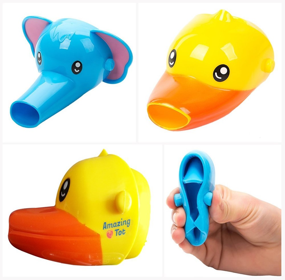 Faucet Extender Bathroom Sink Handle Extender For Toddlers Kids ? Cute  Bathroom Safety Products For Toddler Kids Promotes Hand Washing In Children  ...
