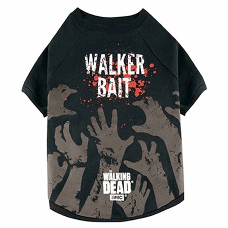 Pets Supply - Dog T-Shirt - - Walker Bait Tee-XL TWD220