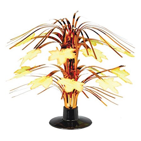 Fall Theme Party Decorations - Cascade Centerpiece Autumn - Music Themed Centerpieces