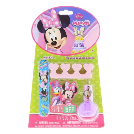 Disney Minnie Mouse Stylin Best Friends Forever Nail