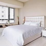 Auraa Elegance 800 TC 100% Pima Cotton 4 Pc King Sheet Set