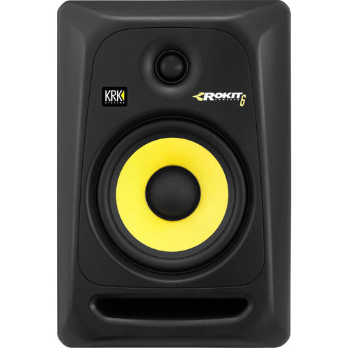 KRK RP6G3 Rokit 6 Generation 3 Powered Studio Monitor by KRK