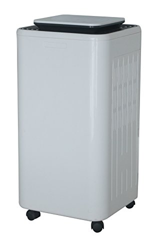 Ivation 11 Pint Small Area Compressor Dehumidifier With