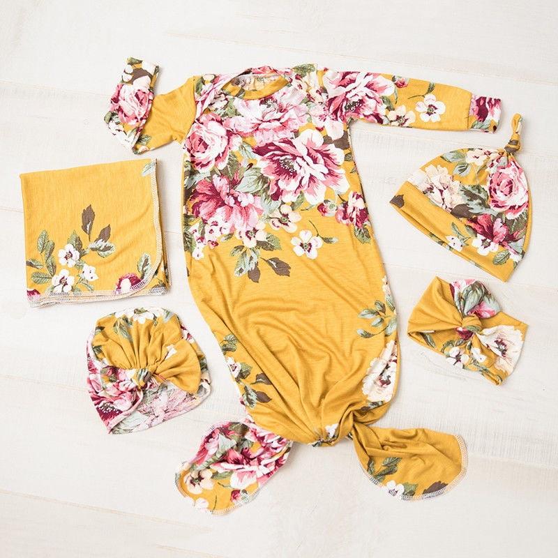 3-6 Months, Yellow Snuggle Sleeves Sleeping Bags