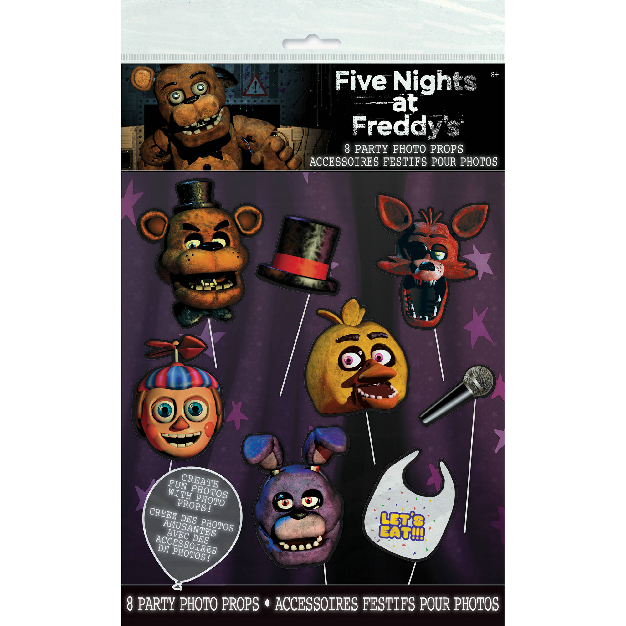Five Nights At Freddyaposs Party Supplies