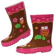 Owl Rainboots by Stephen Joseph - SJ-8801-76