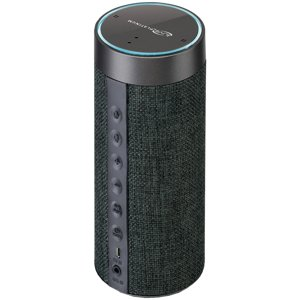 Ilive Platinum Iswfv387g Bluetooth Speaker With Amazon Alexa