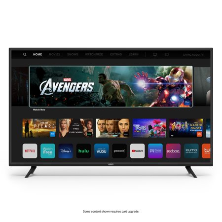 "VIZIO 60"" Class 4K UHD LED SmartCast Smart TV HDR V-Series V605-H"