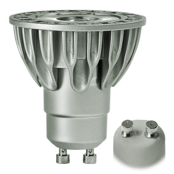 Dimmable 7.5W MR16 LED, 50W Equal, CRI 85, 60 Deg. Beam Angle, Soraa 01575