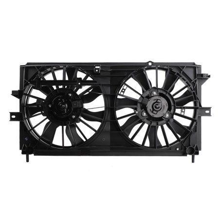Sunbelt Radiator And Condenser Fan For Chevrolet Monte Carlo Impala GM3115122 1973 Chevrolet Impala Radiator