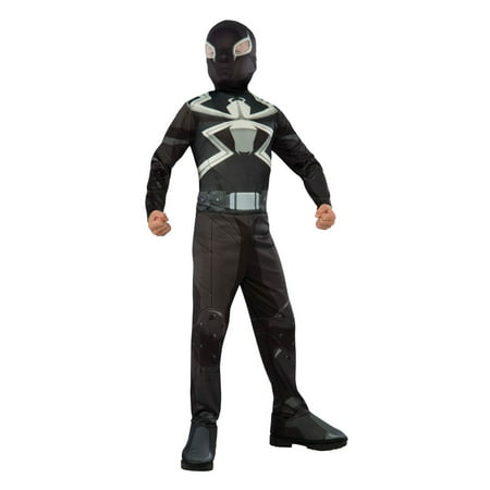 Cheap College Student Halloween Costume Ideas (Boy's Agent Venom Halloween)