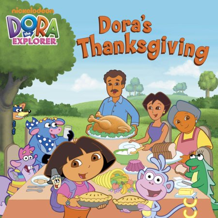 Dora's Thanksgiving (Dora the Explorer) - eBook](Dora The Explorer Dora's Halloween Watch Online)