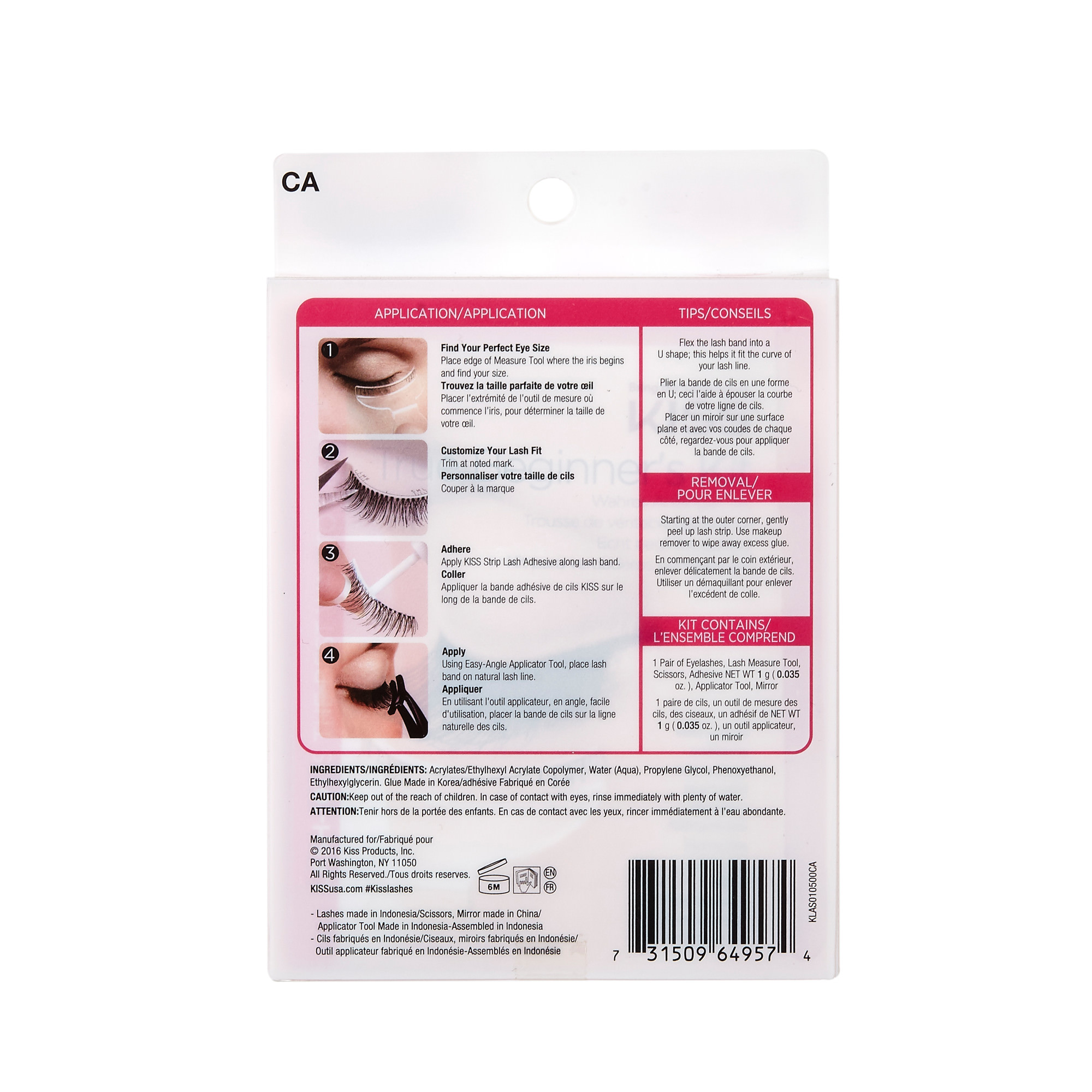 Lash 101 All In One by kiss products #3