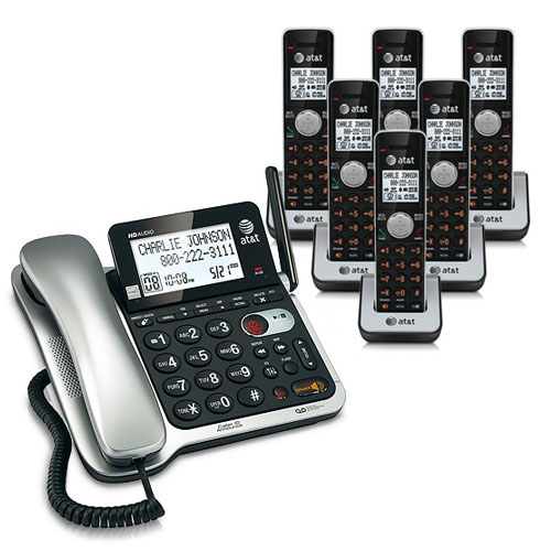AT&T CL84602 Cordless Phone by AT&T