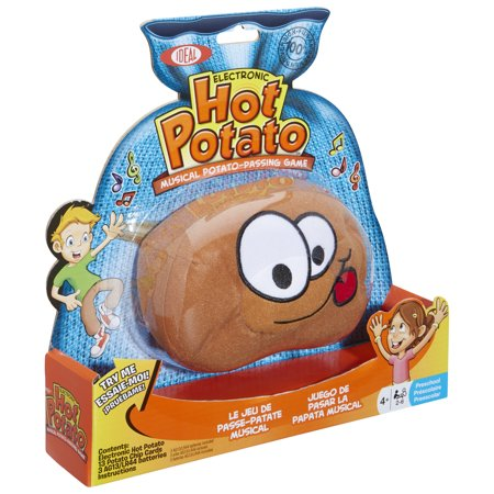 Ideal Hot Potato Electronic Musical Passing (Hot Games Software)