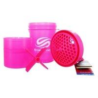 SmartShake Original 600ml - Neon Pink